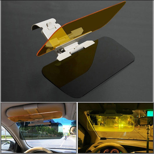 Anti Dazzling Day and Night Vision Glass for Cars
