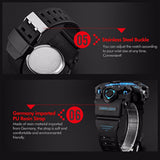 New Brand Digital Military LED Watch Waterproof
