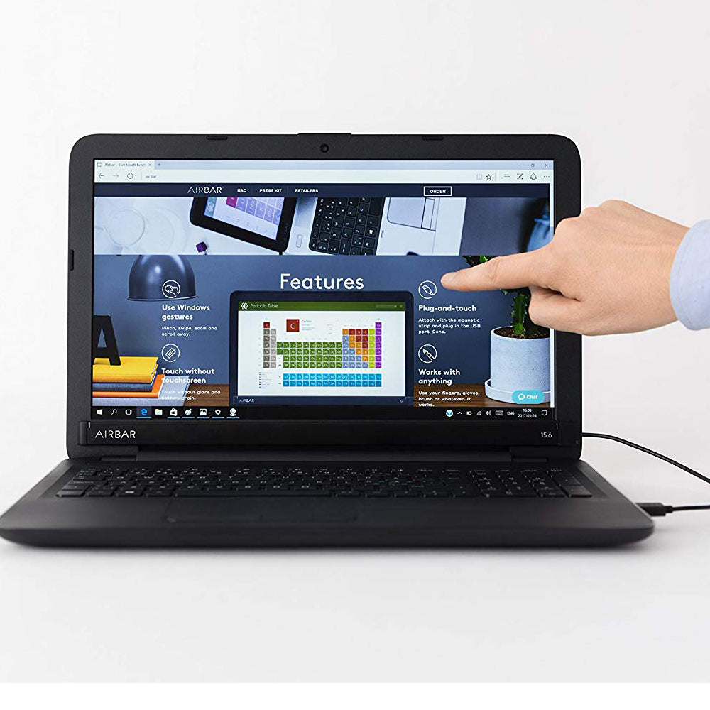 15.6-inch Touchscreen Enabler for Laptops