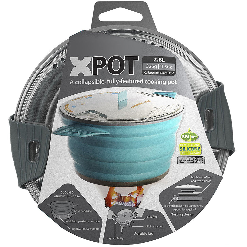 Campaign X-Pot 2.8L Recomended For Outdoor
