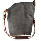 Ladies Casual Crazy Horse Leather Cross body Bags