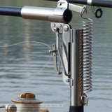 Automatic Fishing Rod (Without Reel) with Stainless Steel Hardware
