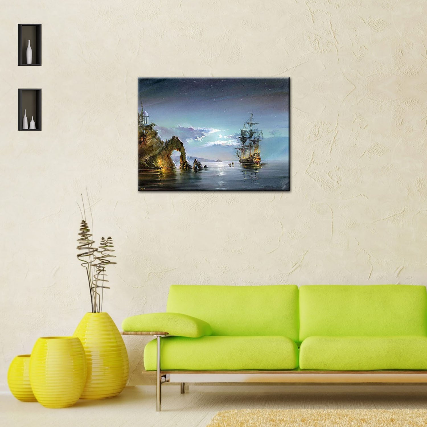 Hogar DIY Painting Home Art  Pictures For Living Room