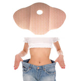 10Pcs Abdomen Fat Burning Belly Wonder Slim Patch