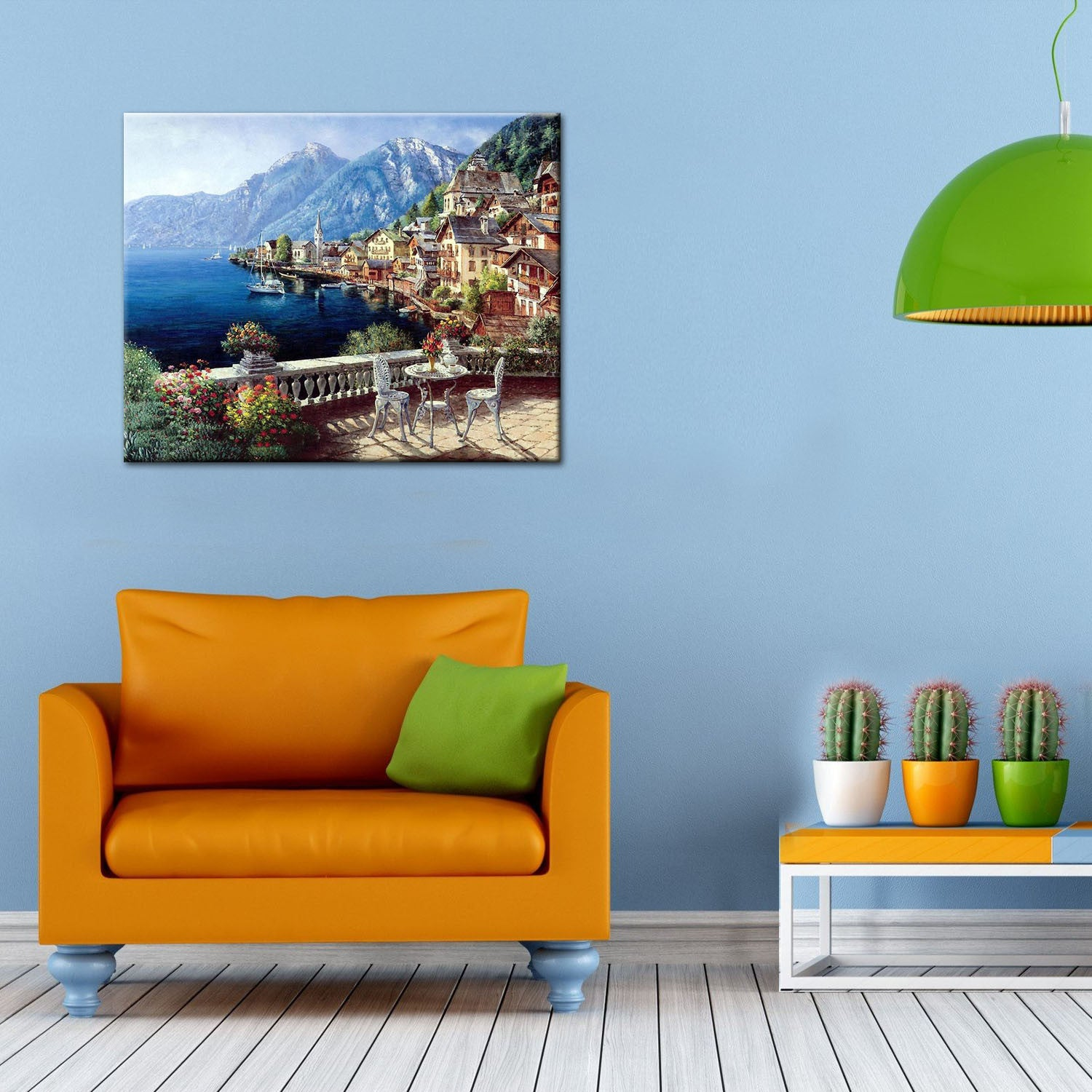 Seascape DIY Painting Home Art  Pictures For Living Room