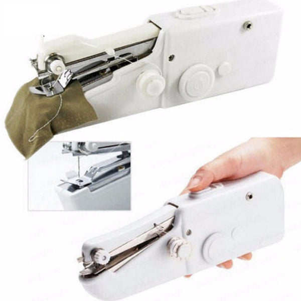 Mini Portable Handheld Sewing Machines Stitch Set