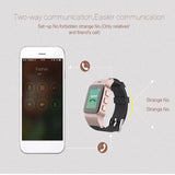 GPS Smart Watch for Grandparents Security Watch SOS Function