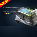 4.8 inch Touch Screen Cycling Bike Frame Bag