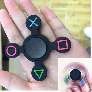 PlayStation PS Controller Finger Fidget Hand Spinner