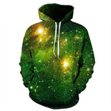 3D Galaxy Hoodies for Men/Women - Perfect Gift