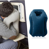 Inflatable Cushion Travel Pillow Head Support