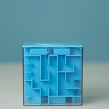 3D Labyrinth Piggy Bank Six-Faced Maze