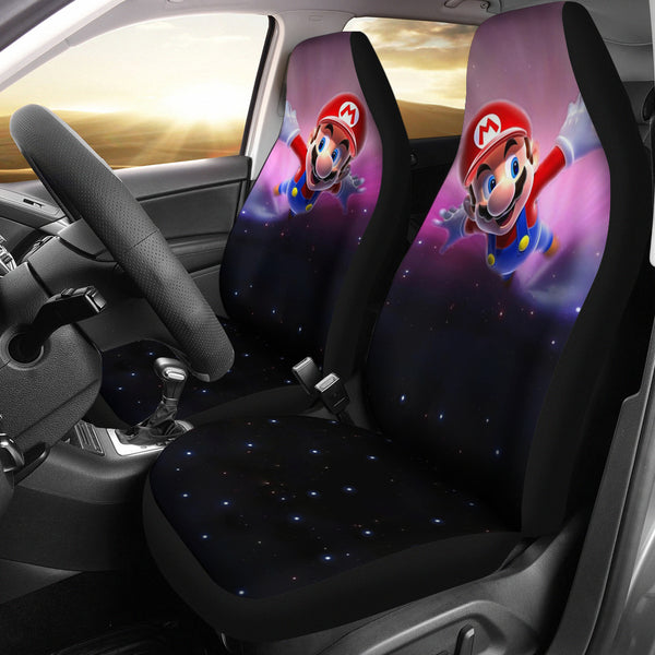 Mario Seat Covers For All Car