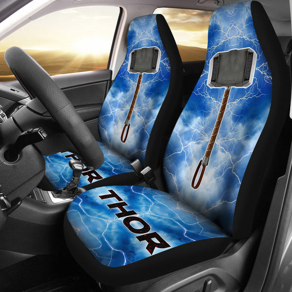Thor Hammer Seat Covers For All Car