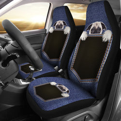 Pug In Pocket Seat Covers For All Car