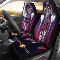 Iron Man Seat Covers For all Cars