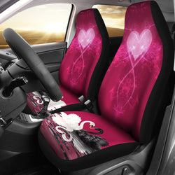 Love Swans Seat Covers For All Car