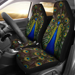 Peacock Seat Covers For All Car
