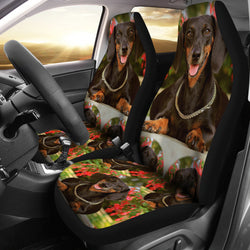 Dachshund Dog Seat Covers For all Cars