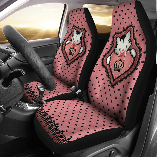 Crown Cat Seat Covers For All Car