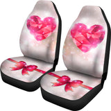 Diamond Heart Seat Covers For All Car