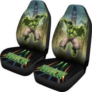 Incredible Hulk Seat Covers For All Car