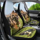 German Shepherd Seat Covers For all Cars