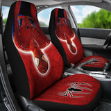 SpiderMan Seat Covers For All Car