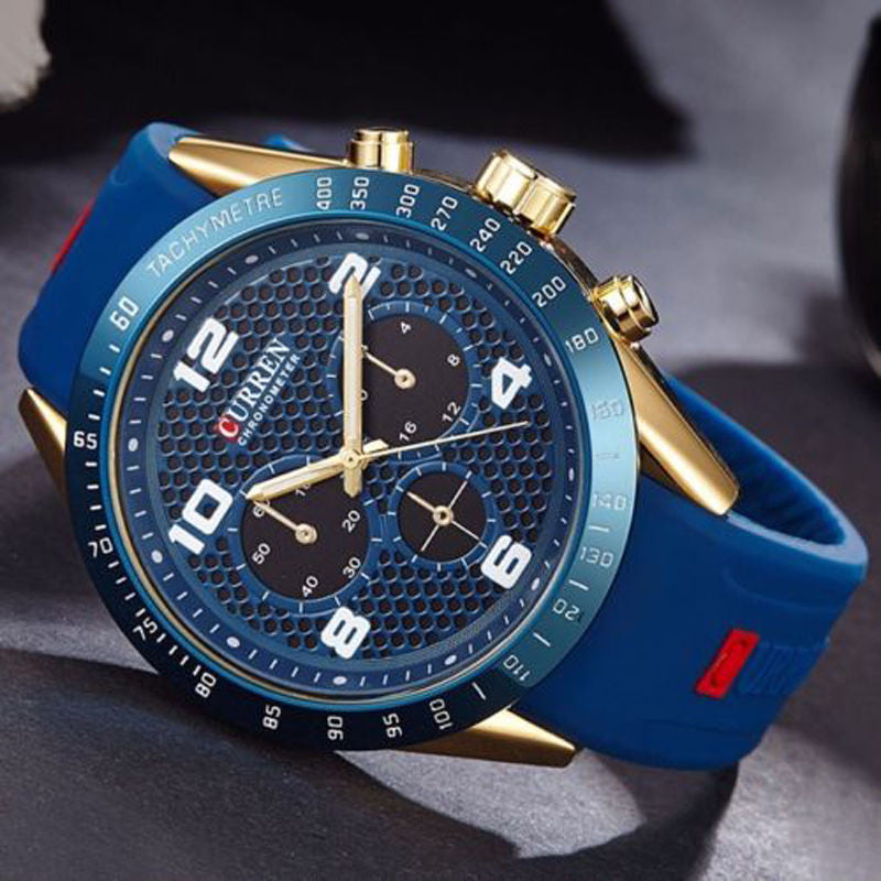 Military Army Fashion Quartz Analog Sports WristWatch