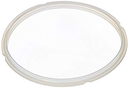 Genuine Instant Pot Sealing Ring Clear, 5 or 6 Quart