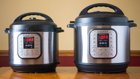Instant Pot Duo V2 8 Litre,7-in-1 Electric Pressure Cooker (110-120v)