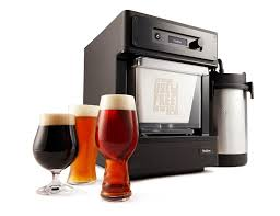 "PicoBrew PICO Model C Beer Brewing Appliance, 14"" x 12"" x 16"", Black"