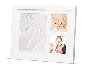 Baby Foot/Hand Print Photo Frame