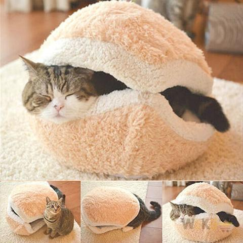 Burger Pet Bed