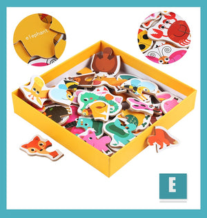 Early Learning Puzzle Games