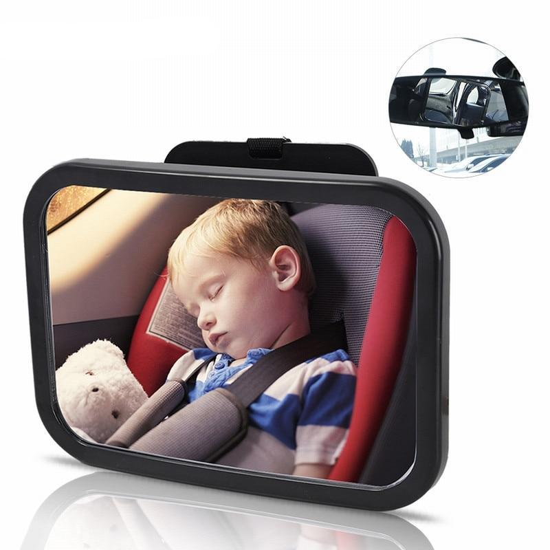 Car Back Seat Baby Safety Mirror