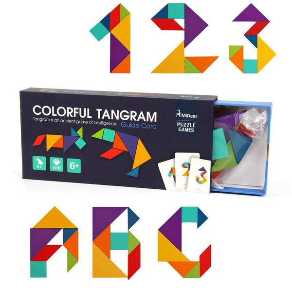 Tangram Learning Game