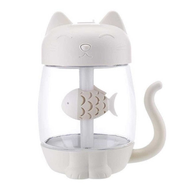 The 3-in-1 Meow Humidifier