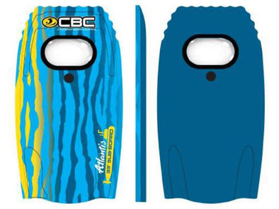 "Atlantis Bodyboard with Viewing Window 33"" / 37"""