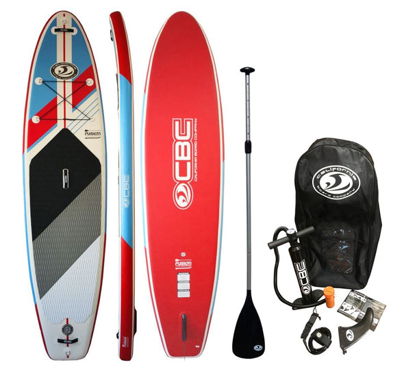 CBC 11' Fusion I-SUP Package