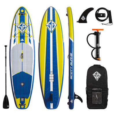 Scott Burke 10' QUEST Series I-SUP
