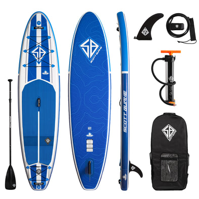 Scott Burke 11' QUEST Series I-SUP
