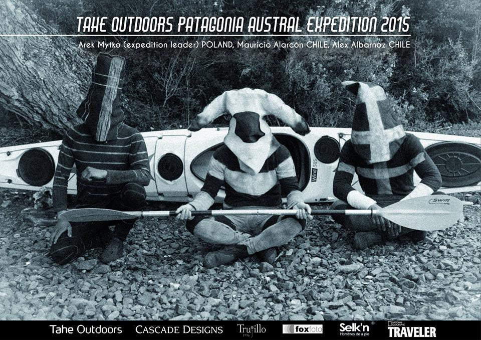 Tahe Outdoor Patagonia Austral Expedition 2015