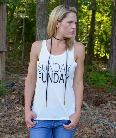 Sunday Funday Tank