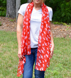 Elephant Scarf | 3 Color Options