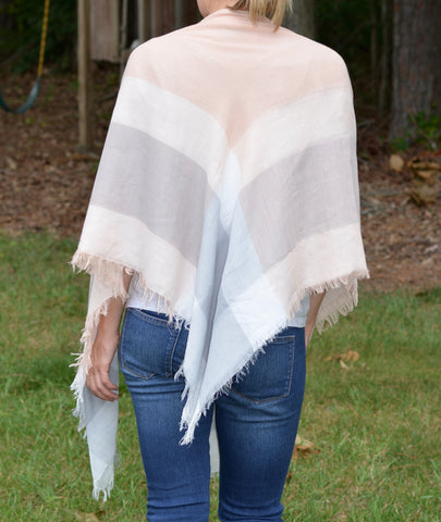 Lightweight Oversized Scarf | 5 Color Options
