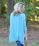 Super Soft Basic Tunic | 2 Color Options