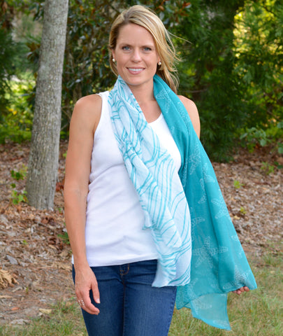 Starfish Scarf | 2 Color Options