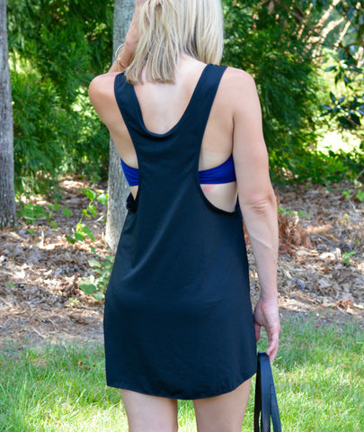 Airy Tank Cover-Up | 3 Color Options