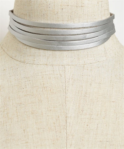 MULTI LAYER NECKLACE CHOKERS | 3 Color Options